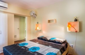 Slaapkamer appartement Moonlight