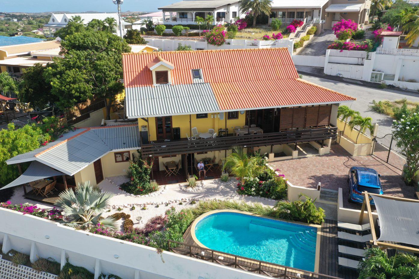 drone foto Villa Topzicht