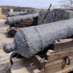 Fort Beekenburg kanonnen