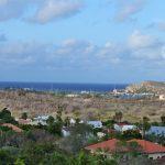 Uitzicht vanaf ons resort Villa Topzicht Curaçao